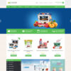 Loja Virtual Produtos Naturais Prestashop Responsivo 1208