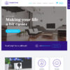 Criar Site Empresa Segurança Joomla Responsivo 1213 S