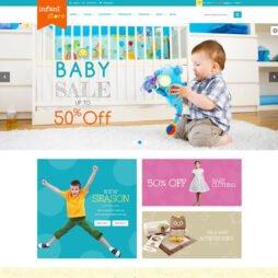 Criar Loja Virtual Infantil
