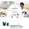 Criar Site Escola Infantil Creche WordPress Responsivo 1224