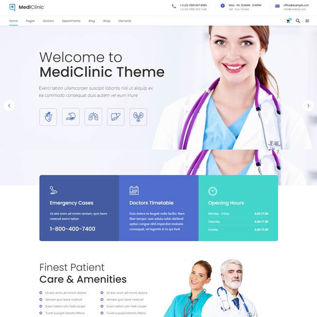 Criar Site Clinica Médica