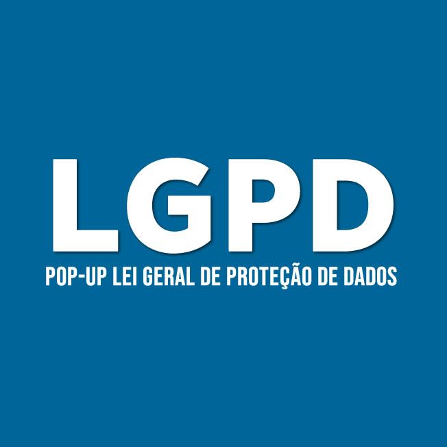 LGPD - No Seu Site