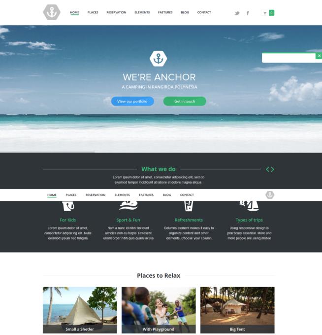 Criar Site Hotel Pousada