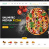 Criar Site Restaurante Delivery WordPress Responsivo 1253
