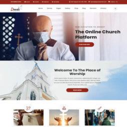Criar Site Igreja