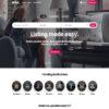 Criar Site Guia Comercial WordPress Responsivo 1255