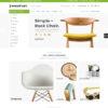 Loja Virtual Móveis e Decoração WordPress Responsivo 1260