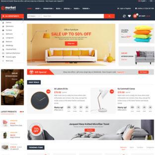 Loja Virtual Marketplace