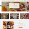 Criar Site Confeitaria Padaria WordPress Responsivo 1264