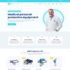 Criar Site Equipamentos Médicos WordPress Responsivo 1273
