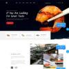 Criar Site Comida Japonesa WordPress Responsivo 1276