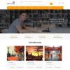 Criar Loja Virtual Ebook Livros WordPress Responsivo 1279