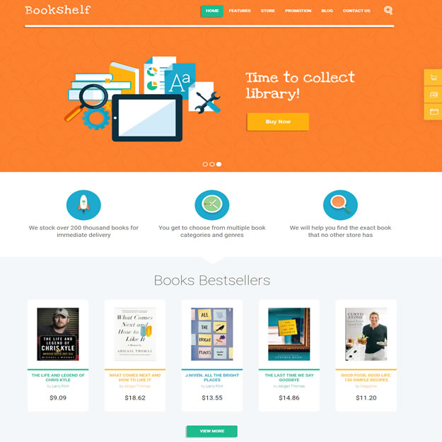 Loja Virtual Livraria