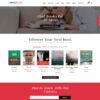 Criar Loja Virtual Livraria WordPress Responsivo 1281 S