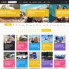 Criar Site Vídeos e Vlog WordPress Responsivo 1285