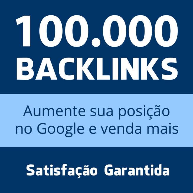 comprar backlinks 100 mil