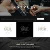 Criar Site Salão de Beleza WordPress Responsivo 1294