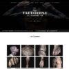 Criar Site Tatuagem Tatoo HTML Responsivo 1303