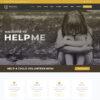 Criar Site Orfanato Crianças WordPress Responsivo 1313