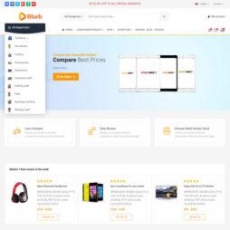 Site Comparação Preços