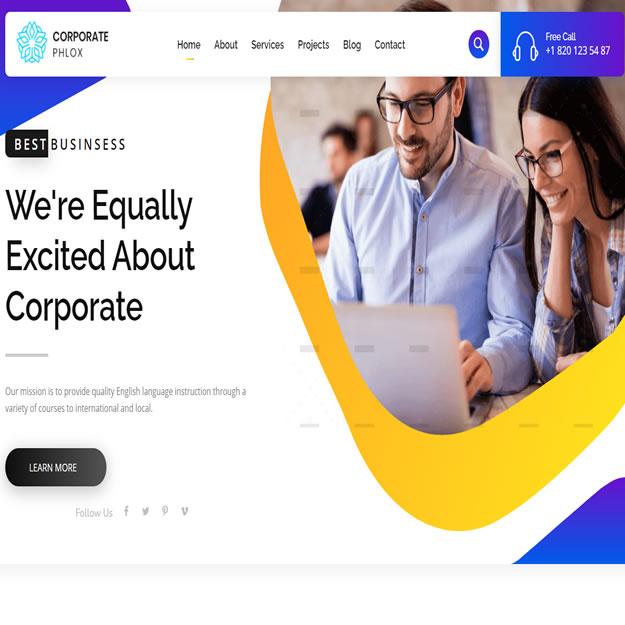 Criar Site Empresa Corporativo