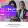 Criar Site Agência de Marketing WordPress Responsivo 1328 S
