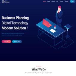 Criar Site Serviços Digitais
