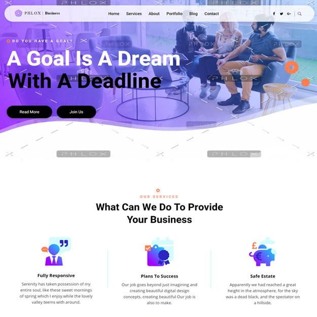 Site Agência de Marketing