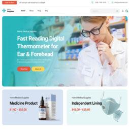 Loja Virtual Farmácia Online