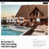 Criar Site Hotel Pousada WordPress Responsivo 1368 S