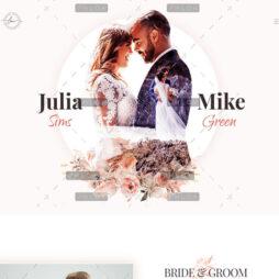 Criar Site Casamento