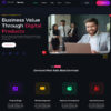 Criar Site Empresa WordPress Responsivo 1380 S