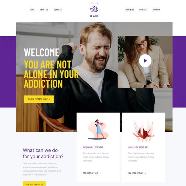 Criar Site Psicólogo Psicologia