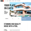 Criar Site Imóveis Imobiliária WordPress Responsivo 1399 S