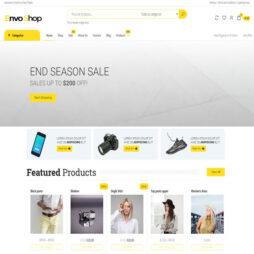 Loja Virtual Shop