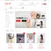 Loja Virtual Roupas WordPress Responsivo 1404 S
