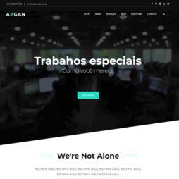 Criar Site Empresa WordPress