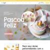 Criar Site Confeitaria WordPress Português Responsivo 1415