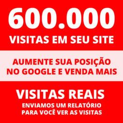 600 MIL VISITAS EM SEU SITE COMPRAR VISITAS
