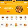Criar Site Delivery WordPress Responsivo 1436