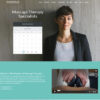 Criar Site Psicologia Terapia WordPress Responsivo 663