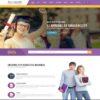 Criar Site Escola Cursos WordPress Responsivo 1446 S