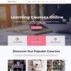 Criar Site Cursos Online WordPress Responsivo 1448 S