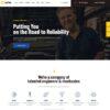 Criar Site Oficina Mecânica WordPress Responsivo 1450 S