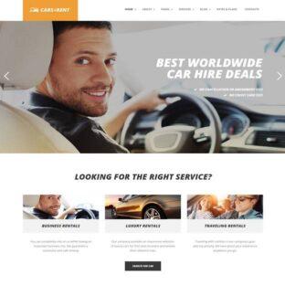 Criar Site Aluguel de Carro