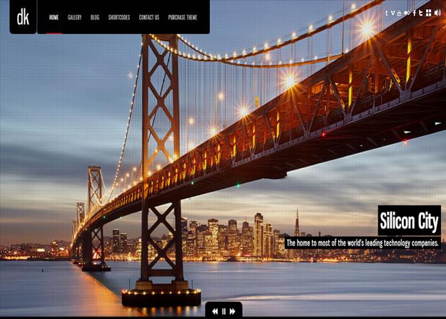 Criar Site Fotografia Wordpress