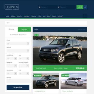 Criar Site Classificados Carros