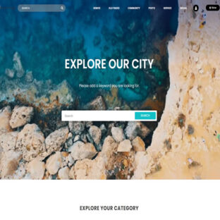 Criar Site Guia Comercial