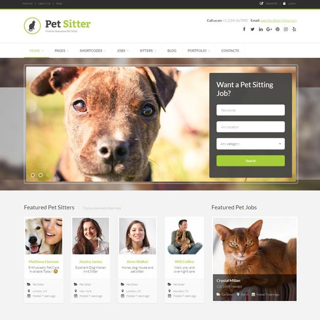 Criar Site Petshop Wordpress