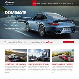 Criar Site Carros Wordpress